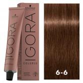 Igora Color10 6-6 Dark Blonde Auburn 2oz