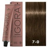 Igora Color10 7-0 Medium Natural Blonde 2oz