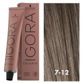 Igora Color10 7-12 Medium Ash Smokey Blonde 2oz