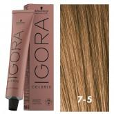 Igora Color10 7-5  Medium Blonde Beige Gold 2oz