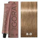 Igora Color10 8-0 Light Blonde Natural 2oz