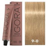 Igora Color10 9-0 Extra Light Natural Blonde 2oz