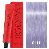 Igora Royal 0-11 Light Violet Blue 2oz