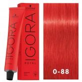 Igora Royal 0-88 Red Intensifier 0.5oz
