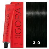Igora Royal 3-0 Darkest Brown 2oz