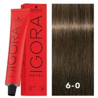 Igora Royal 6-0 Light Brown 2oz