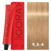 Igora Royal 9.5-4 Lightest Beige Blonde 2oz