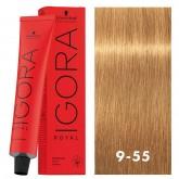 Igora Royal 9-55 Extra Light Blonde Gold Extra 2oz