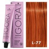 Igora Fashion Lights L-77 Copper 2oz