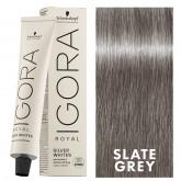 Igora Royal Silver Whites Slate Grey 2oz