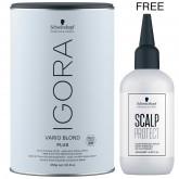 Igora Vario Plus 450g + Scalp Protect