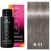 Igora Vibrance 8-11 Light Blonde Cendre Extra 2oz