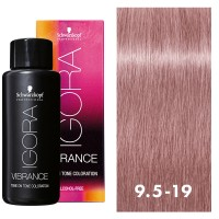Igora Vibrance Toner 9.5-19 Cendre Violet 2oz