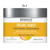 Segals Fruit Solutions Restoring Mango Conditioner 4oz 3+1