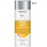 Segals Fruit Solutions Mango Moisturizing Shampoo 8oz 3+1