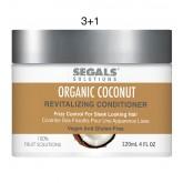 Segals Fruit Solutions Coconut Revitalizing Conditioner 4oz 3+1