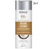 Segals Fruit Solutions Protective Coconut Shampoo 8oz 3+1