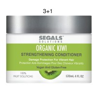 Segals Fruit Solutions Volumizing Kiwi Conditioner 4oz 3+1