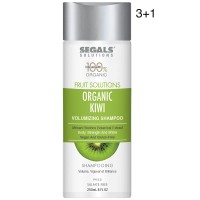 Segals Fruit Solutions Volumizing Kiwi Shampoo 8oz 3+1