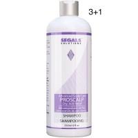 Segals Solutions ProScalp Shampoo 8oz 3+1