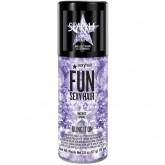 Fun SexyHair Bling It On Amethyst Sparkle Glitter Hairspray 2oz
