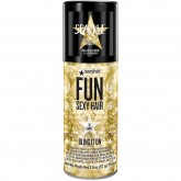 Fun SexyHair Bling It On 24K Gold Glitter Hairspray 2oz