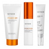 Skeyndor Power C+ Energizing Cream Holiday Trio