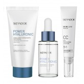 Skeyndor Power Hyaluronic Emulsion Holiday Trio