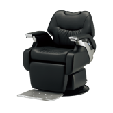 Takara Belmont Legend Barber Chair Full Flat Model