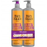 Bed Head Colour Goddess Litre Duo