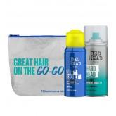 Bed Head Great Hair On The Go-Go - Dirty Secret & Hard Head