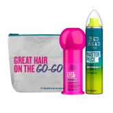 Bed Head Great Hair On The Go-Go - Masterpiece & After Party