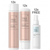 TIGI Copyright Care Colour Retail + Heat Protection Spray Offer