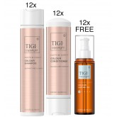 TIGI Copyright Care Colour Retail + Lustre Oil Offer