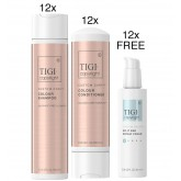 TIGI Copyright Care Colour Retail + Split End Repair Cream Offer