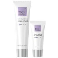 TIGI Copyright Care Multi Tasking Styling Cream + Mini Duo