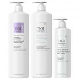 TIGI Copyright Care Neutralize Brassiness Back Bar Regimen