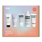Verb Salon Starter Kit 5pk