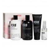 Verb Weightless Shine Essentials Kit