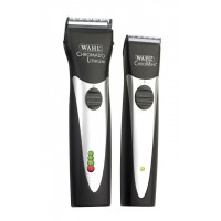Wahl Chromado & Chromini+ Clipper Trimmer 2pk - Black