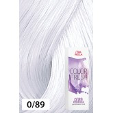 Wella Color Fresh 0/89 Pearl Cendre 2.5oz