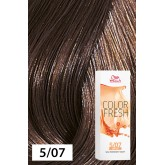 Wella Color Fresh 5/07 Light/Natural Brown 2.5oz