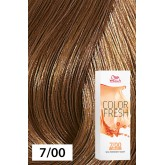 Wella Color Fresh 7/00 Medium Blonde/Natural Intense 2.5oz