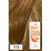 Wella Color Fresh 7/3 Medium Blonde/Gold 2.5oz