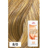 Wella Color Fresh 8/0 Light Blonde/Natural 2.5oz