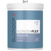 Wella Blondorplex Multi Blonde Powder Lightener 28oz 3+1
