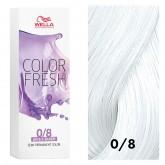 Wella Color Fresh 0/8 Pearl 2.5oz