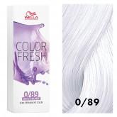 Wella Color Fresh 0/89 Pearl Cendre 2.5oz