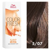Wella Color Fresh 5/07 Light/Natural Brown 2.5oz