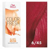Wella Color Fresh 6/45 Dark Blonde/Red Red-Violet 2.5oz